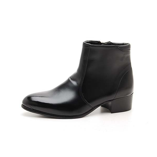 Mens Boots With Zipper - Cr Boot