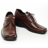 Mens real cow leather Lace Up Oxfords Dress shoes big size US11 US12