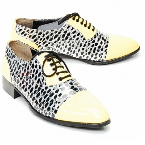 http://what-is-fashion.com/978-6898-thickbox/mens-synthetic-leather-glitter-yellow-dot-black-lace-up-shoes.jpg
