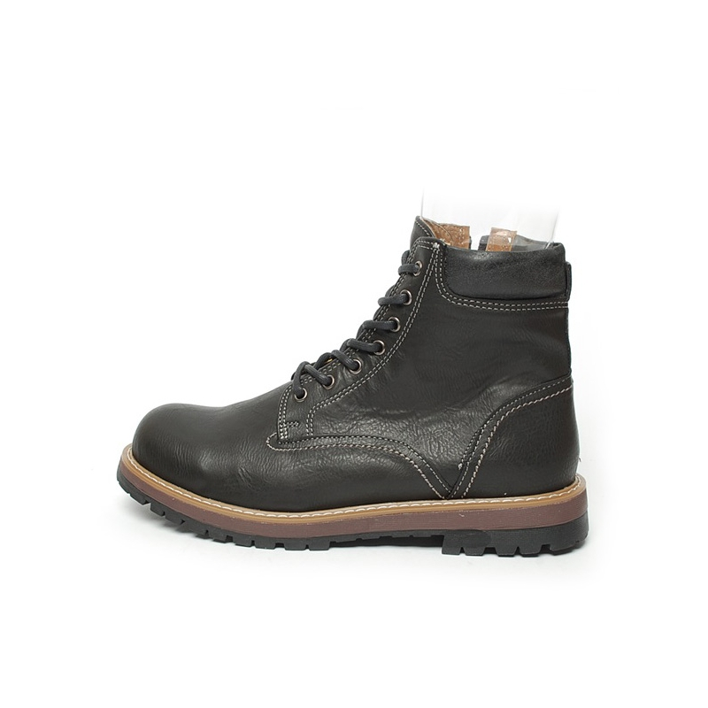 mens combat sole ankle boots