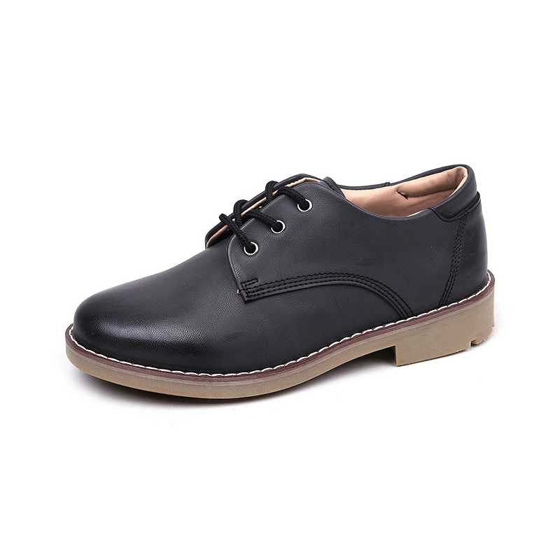 Men S Round Toe Padding Entrance Oxford Casual Shoes
